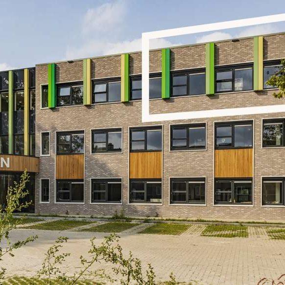 Praktijk op het Gezondheidsplein, Nieuwe Stationsweg 4, te Haren (Groningen)